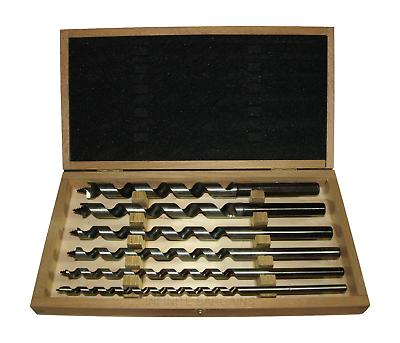 "Heller 8mm x 152mm Flat Wood Bit QuickBit 1//4/"" HEX High Quality German Tools"