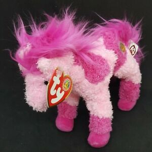 TY 2005 CANTERS the HORSE BEANIE BABY - MINT with MINT TAGS - BBOM
