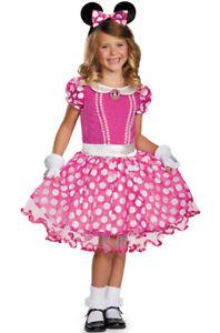 Brand-New-Pink-Minnie-Mouse-Tutu-Prestige-Child-Costume