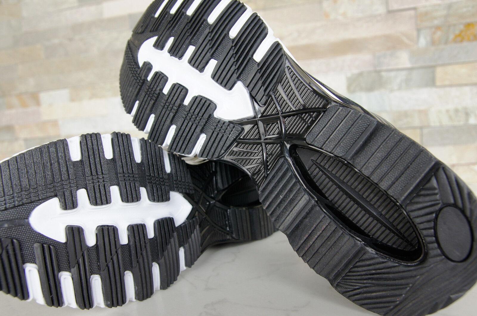 PLEIN SPORT EU 43  US  9.5  UK 9  US Sneakers Schuhe RUNNER schwarz neu c30da0