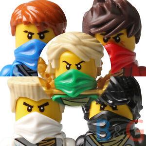 Lego ninjago set 5 rebooted zane cole lloyd kai jay w - Ninjago kai jay zane cole lloyd ...