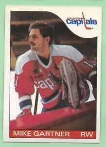 1985-86-OPC-46-Mike-Gartner-Card