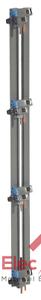 Peigne d/'alimentation vertical 4 rangées entraxe 150mm Legrand 405005