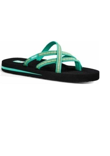 Teva Olowahu Sz Pintado Florida Keys Flip Flop Sandals * Sz Olowahu 7 * NWT 13a893