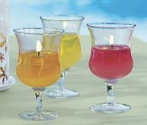 PartyLite-Rare-Happy-Hour-Votive-Trio