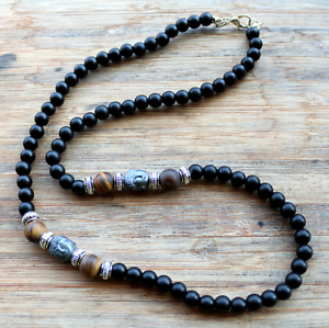 collier homme style mala