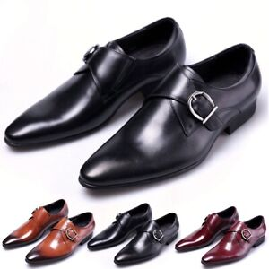 Mens-Red-Tape-Leather-Shoes-Smart-Office-Wedding-Work-Formal-Party-Brogue-Shoes