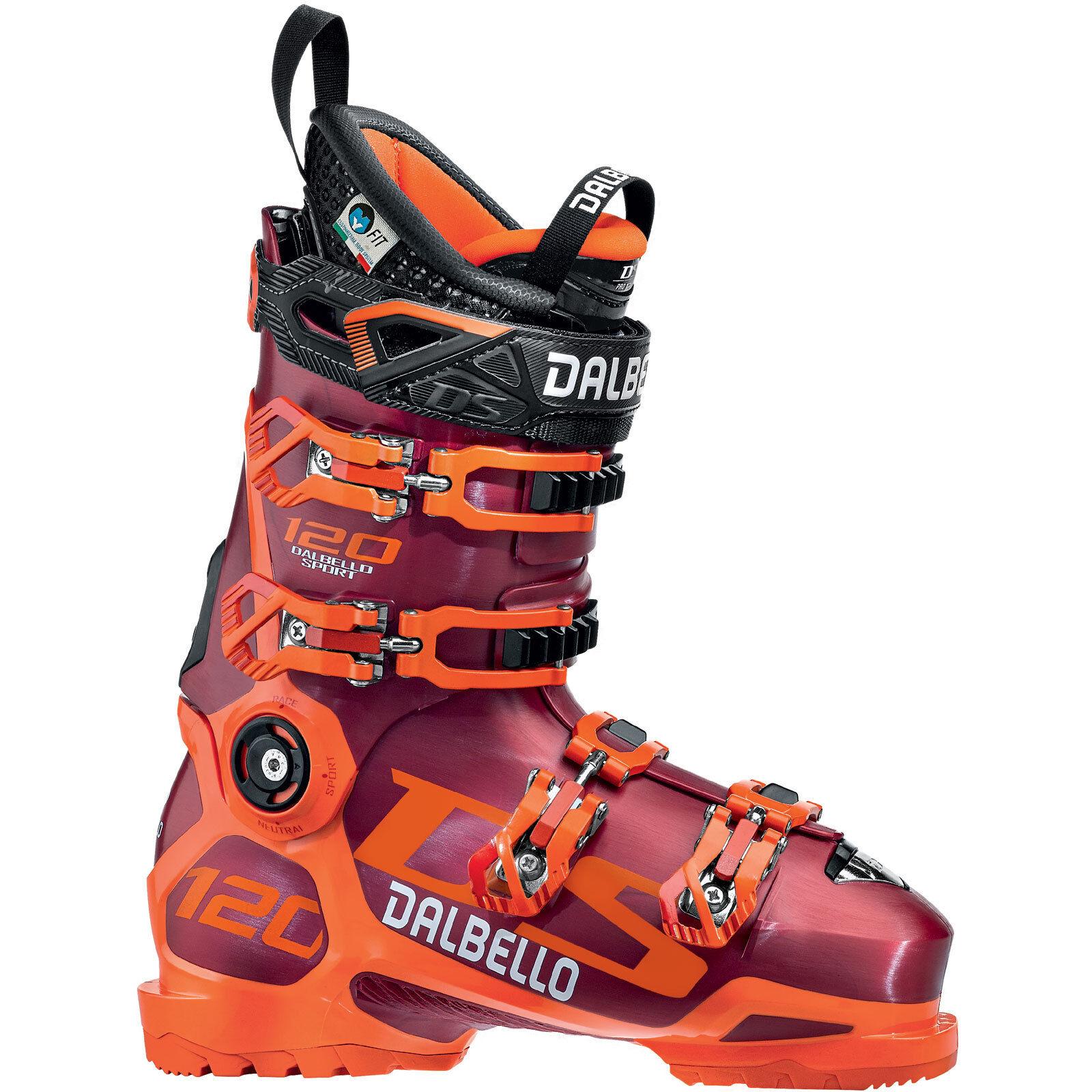 DalBello DS 120 MS caballeros-botas de esquí esquí botas botas fijaciones Alpin zapatos