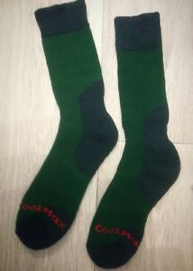 Regatta Men/'s 2 Season Coolmax Trek /& Trail Socks Green