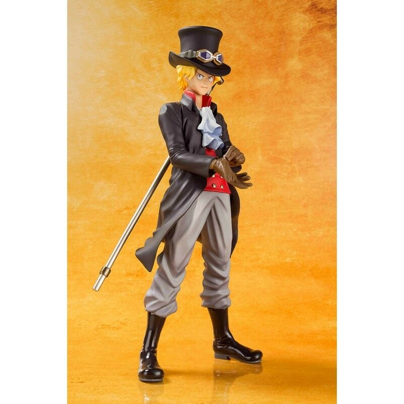 BANDAI ONE ONE ONE PIECE FIGUARTS ZERO SABO FILM gold 54afb2