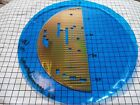 DICED SILICON PARTIAL WAFER <>200mm od - Lots CXVIII-N-3