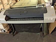 Hp T770 Cn375a Designjet Color Inkjet Printer 44inch Hard Drive Version