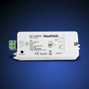 LED-CONNEX-RF-Controller-1009CS-12-36V-DC-bis-8A-fuer-einfarbig