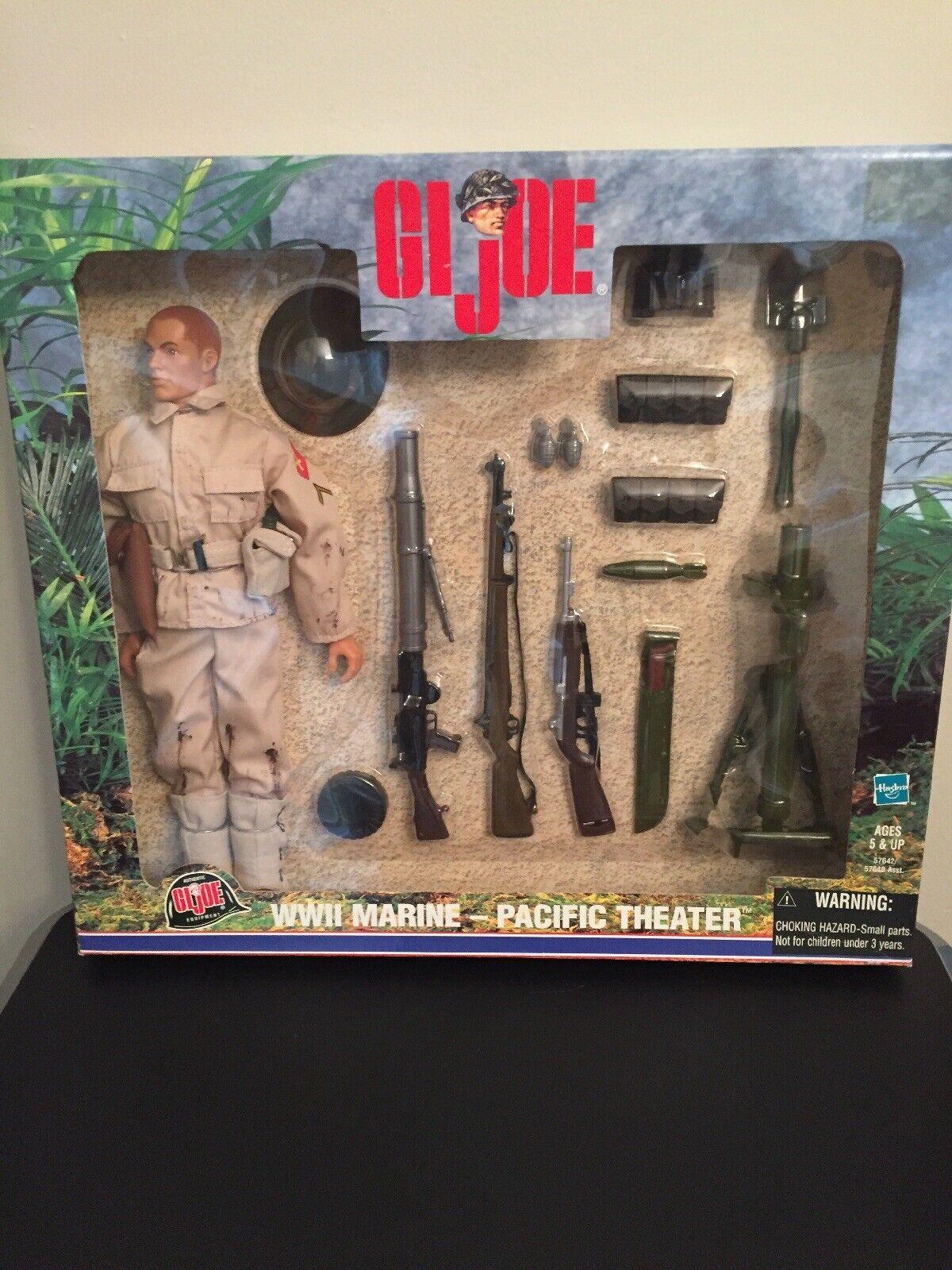 2000 GI Joe WWll-Pacific Theater