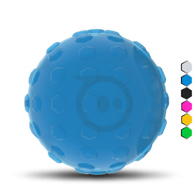 Blue Sphero EXO Cover for Sphero Robotic Ball 2.0 /& SPRK Editions by Hexnub