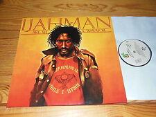 IJAHMAN - ARE WE A WARRIOR / GERMANY-LP 1979 MINT-