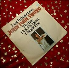 JOHN PAUL YOUNG - Lost in your Love * PREIS HIT SINGLE * TOP :)))