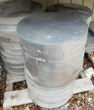 6061 Aluminum 275 Thick Plate 2175 Round 20 Pcs