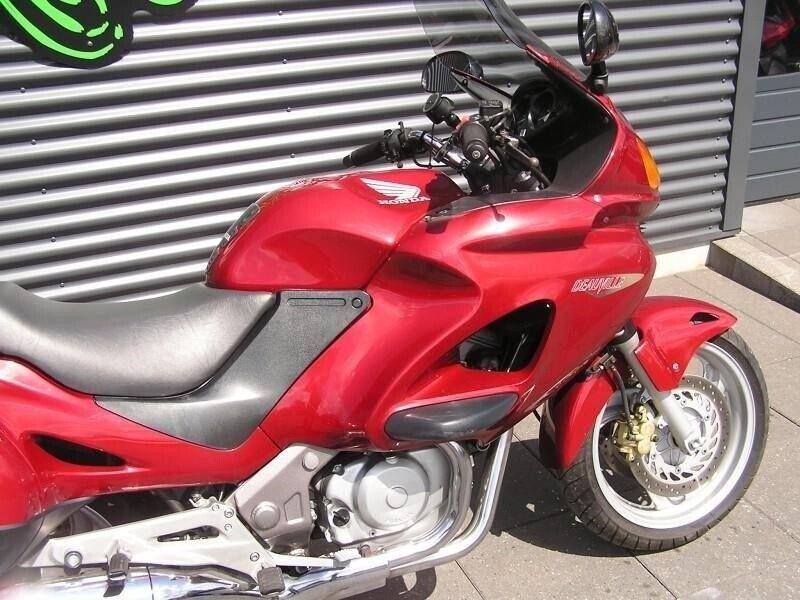 Honda, NT 650 Deauville, ccm 647