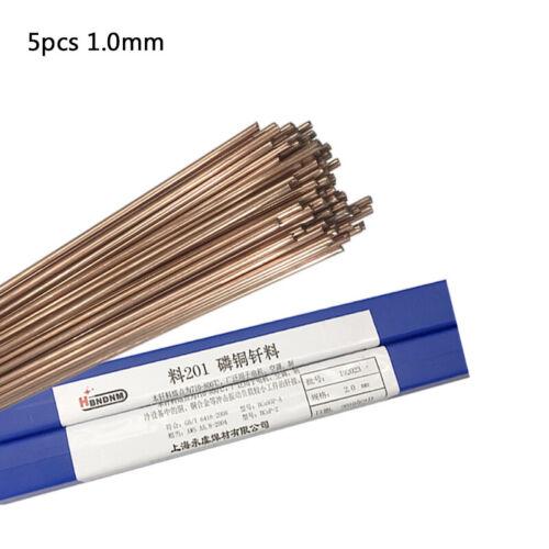 5//10//20pcs Low Temp Aluminum Alloy For Repair Silver Welding Brazing Solder Rod