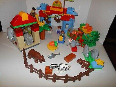 Lego Duplo set 5635 BIG CITY ZOO Brand New Seadl! Hard to Find