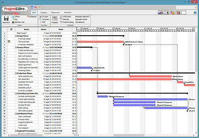 ProjectLibre (Professional Project Management Software) Windows/Mac USB    eBay