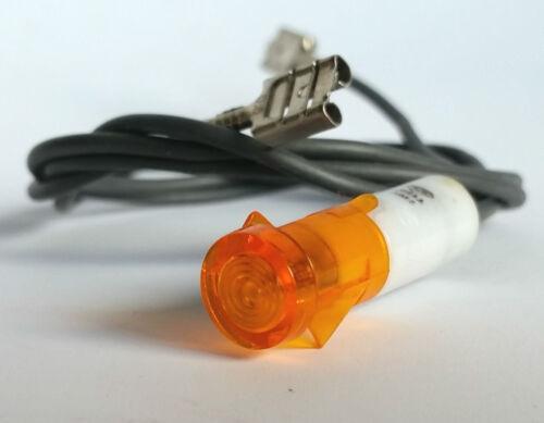SILEX original Ersatzteil Kontrolleuchte Lampe Ein//Aus Leuchte mit Anschlußkabel