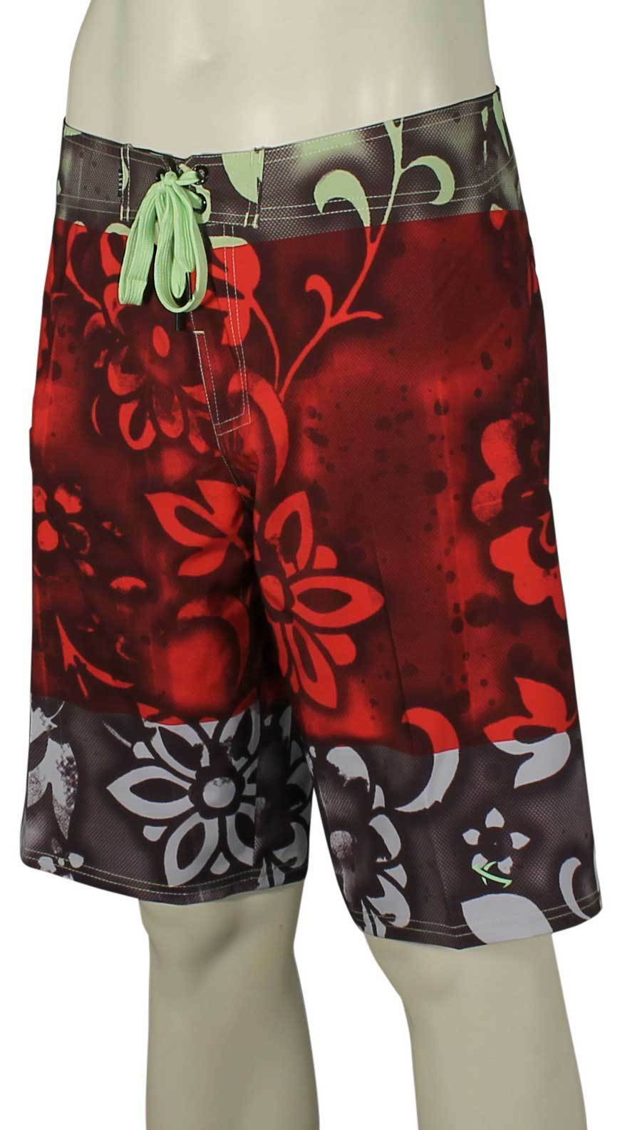 Lost Mason Boardshorts - Red - New