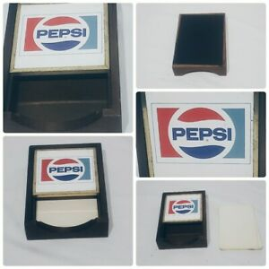 1970/'s Pepsi Logo Double Key Chain New in Sealed Bag