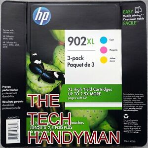 3-PACK-HP-GENUINE-902XL-Color-Ink-WAREHOUSE-STORE-PACK-OFFICEJET-PRO-6960-6968
