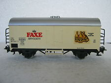 Märklin HO 4565 Bierwagen Faxe DSB  (RG/CF/063-5R1/8/2)