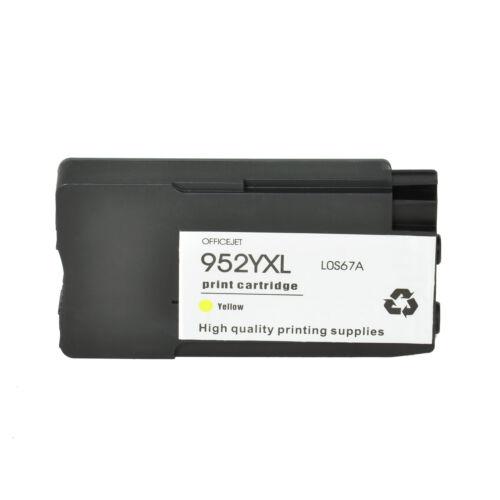 Reman 952XL 952 Ink Cartridge For HP Officejet Pro 7740 8216 8218 8730 8740 8745
