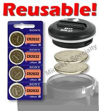 PetSafe Rfa-67 Rfa67 Compatible Reusable Battery Holder Adapter