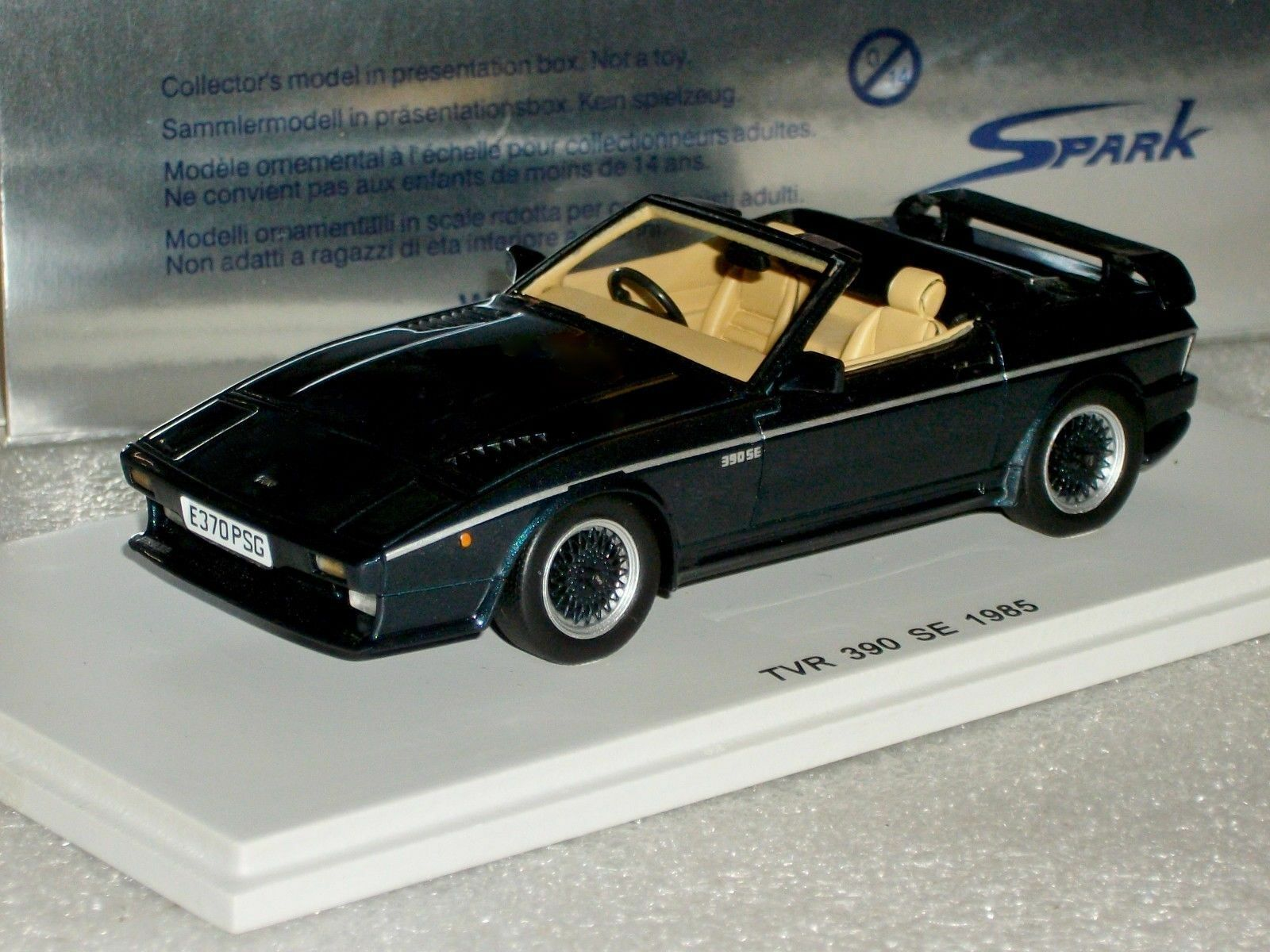 TVR 390 SE 1985 SPARK S0237 1 43