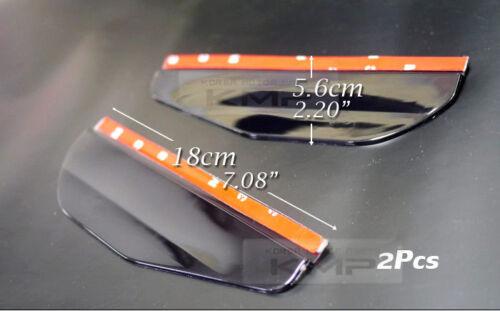 Smoke Window Vent Visors Side Mirror Rain Guard 6P For TOYOTA 2015-2016 Camry