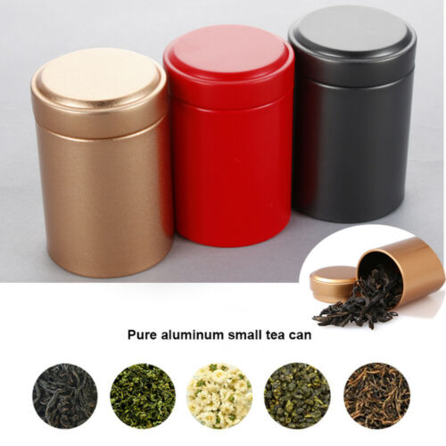 Packaging Can Tin Pot Makeup Container Tea Can Sample Canisters Herb Stash Jar
