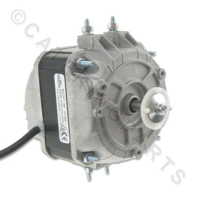 FA18P 230v 18W 18 Watt Universale Multifit Refrigerazione Motore Ventola