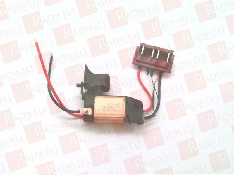 no brake genuine ingersoll rand W7150-K93 NB Trigger switch