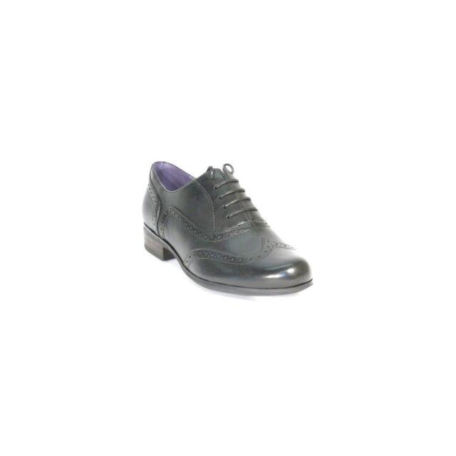 b11de71fca9 Clarks Hamble Oak - Black Leather Womens Shoes 8 UK E 5051039154023 ...