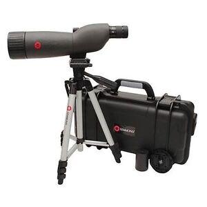 Simmons ProSport 20-60 X 60mm Spotting Scope With Tripod & Case - 841102