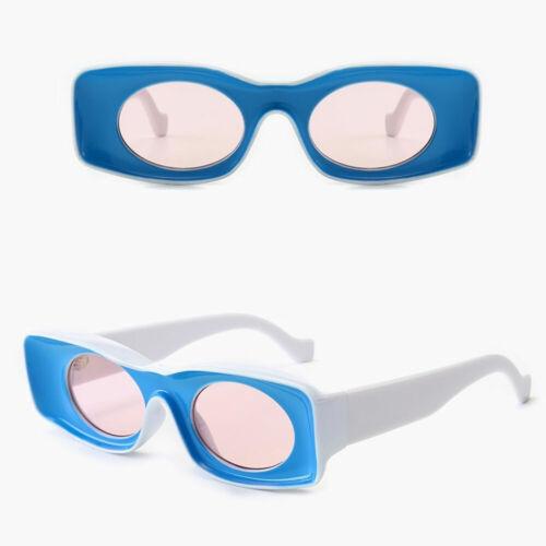 Fashion 2020 Oversized Square Sunglasses Retro Men Women Big Frame Round Glasses