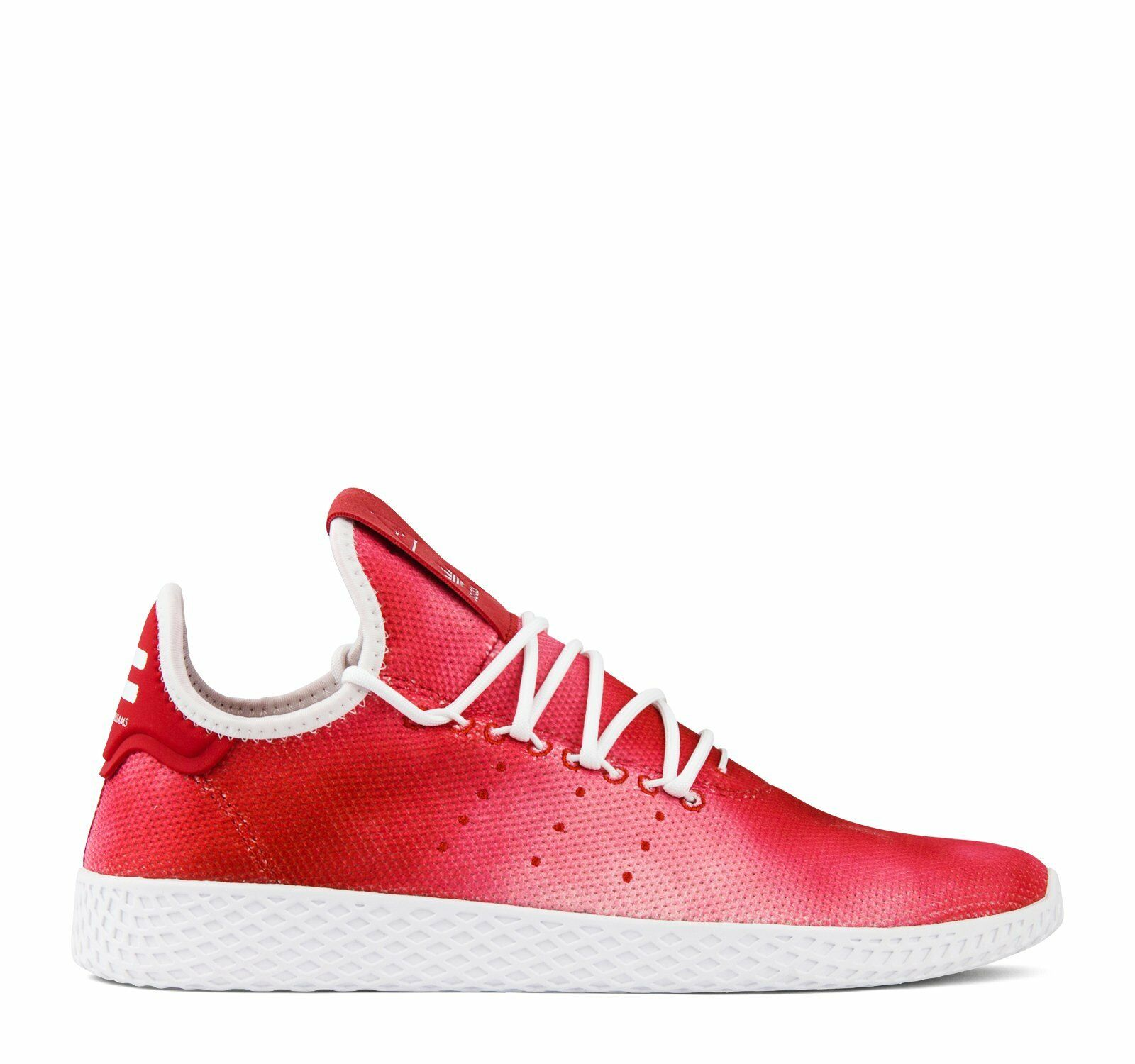 Adidas Original Tennis Hu  Pharrell Williams  NEW AUTHENTIC Red White DA9615