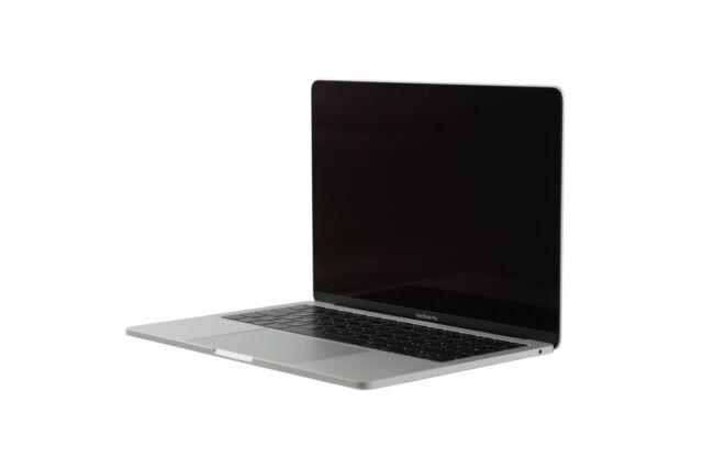 "Apple MacBook Pro 2017 13,3"" 3,1ghz i5 8gb/512gb SSD argent-excellent état-TVA"