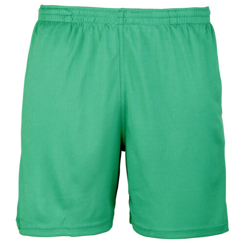 RW693 Just Cool Mens Sports Football Gym Shorts 7 Colours S-2XL