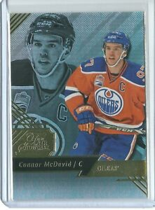 2016-17-Flair-Showcase-Connor-McDavid-Edmonton-Oilers