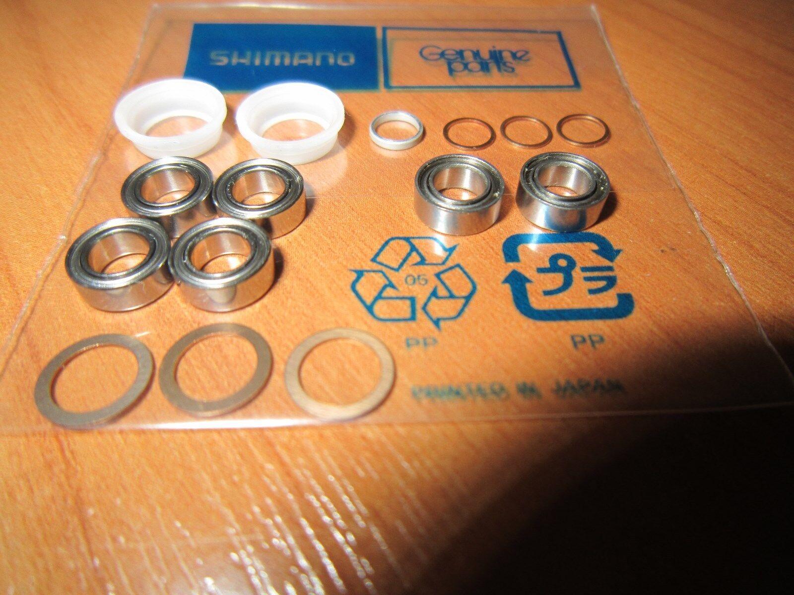 Shimano Nasci C3000SDH Handle Knob Line Roller 6 Ball Bearing Kit 13 Nasci