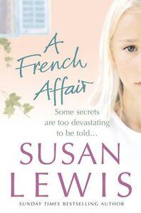SUSAN-LEWIS-A-Frances-Affair-MANCHADO-EN-TIENDA-ENV-O-GRATIS-GB