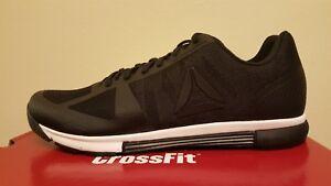 43fda0dac73b Reebok CrossFit Speed TR 2.0 Men s Black Training Shoes (BS8098)