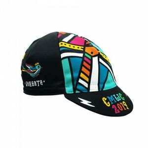 Made in Italy by Cinelli Mission Crit 2019 Cycling Cap