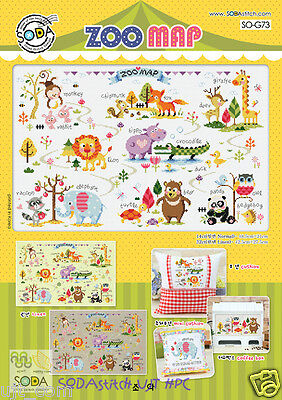 PATTERN LEAFLET BOOK COUNTED CROSS STITCH COUNTRY GARDEN VEGETABLES BLOOMS BUGS